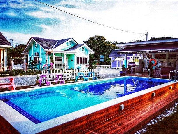 Cottage Homes PD Resort Image