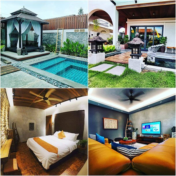 Samaya Villa Melaka Malaysia Room Image