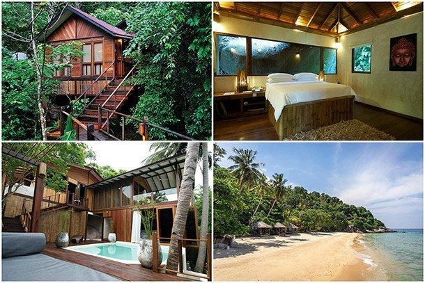 Japmala Resort, Pulau Tioman Room Image