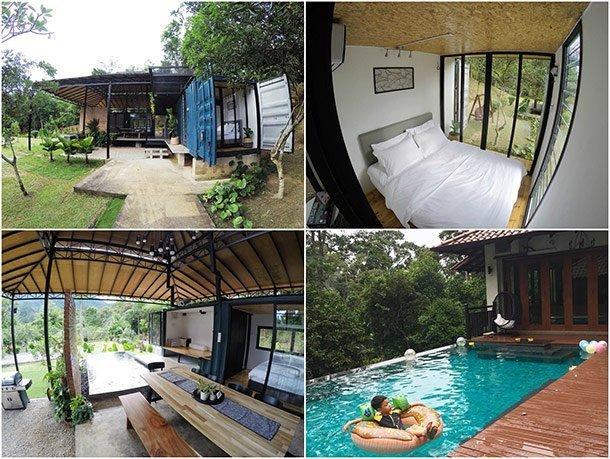 Gerimis Senja Villa Malaysia Room Image