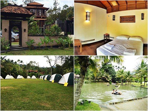 Chengal Hill Retreat Malaysia Room Image