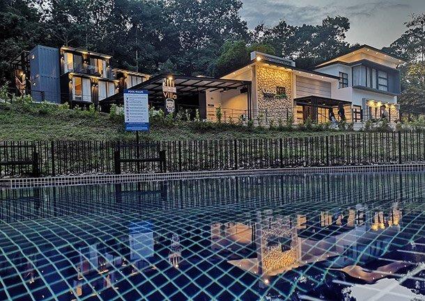 Casa Hill Resort Main Image