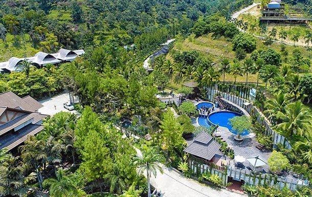 The Waterway Villa Pahang