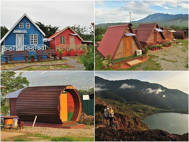 Marakau Cabin Lodge Room Image