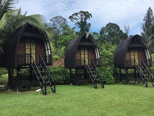 Chengal Hill Retreat Malaysia Area Image