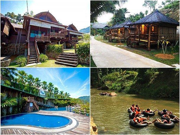 The Waterway Villa Pahang Area Image